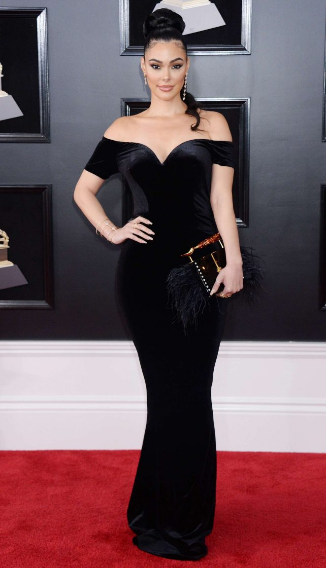 Anabelle Acosta - 2018 GRAMMY Awards in New York City