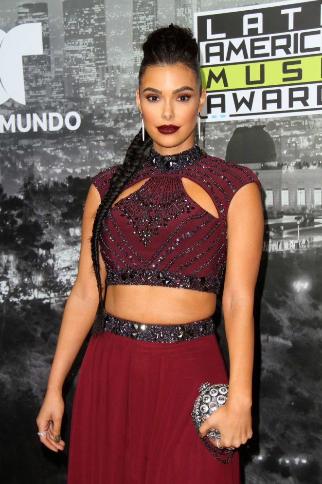 Anabelle Acosta - Latin American Music Awards 2017 in Los Angeles