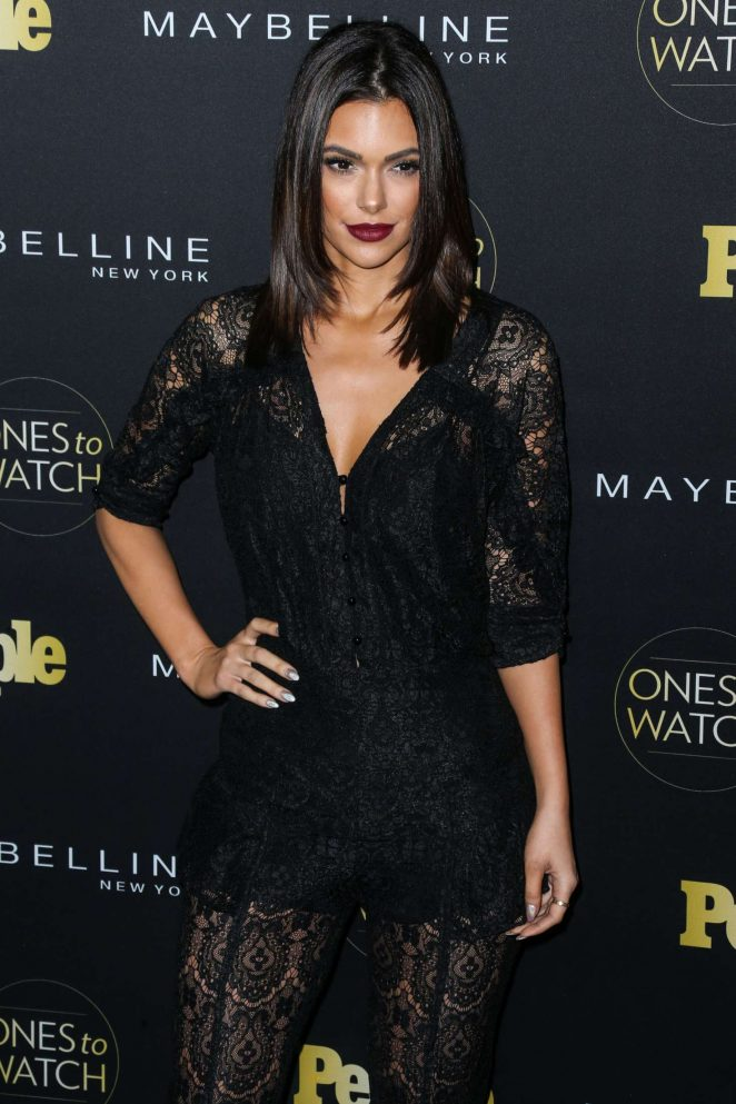Anabelle Acosta - People's 'Ones to Watch' Event in Hollywood