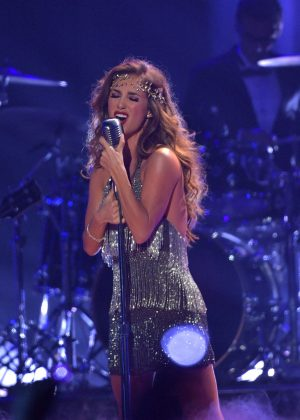 Anahi - Univision's Premios Juventud in Miami