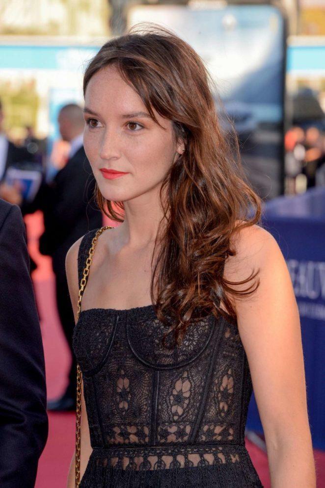 Anais Demoustier - 2017 43rd Deauville American Film Festival