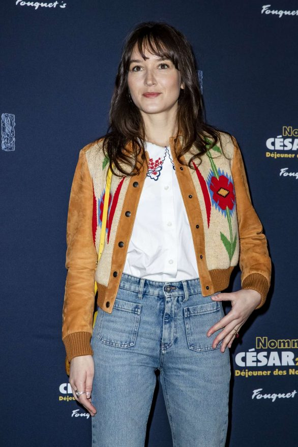 Anais Demoustier - Cesar 2020 Nominee Luncheon in Paris