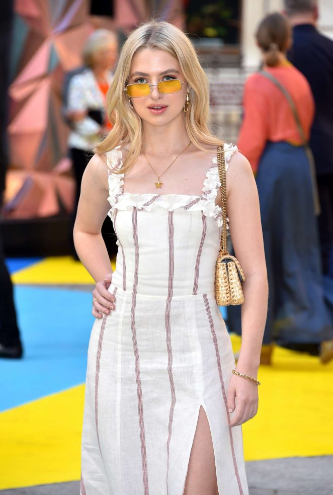Anais Gallagher - Royal Academy of Arts Summer Exhibition Preview Party in London