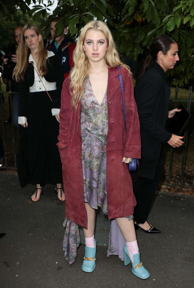 Anais Gallagher: The Serpentine Galleries Summer Party -07