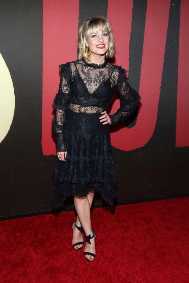 Anais Mitchell - 'Hadestown' Broadway Opening Night in New York