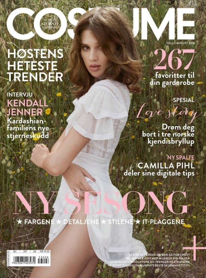 Anais Pouliot - Costume Magazine (August 2015)