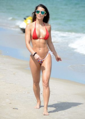 Anais Zanotti Hot in Bikini -12