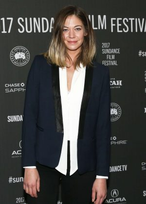 Analeigh Tipton - 'Golden Exits' Premiere at 2017 Sundance Film Festival in Utah
