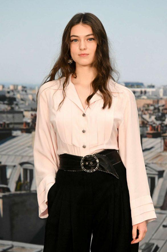 Anamaria Vartolomei - Chanel Womenswear SS 2020 Show at Paris Fashion Week