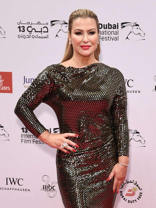 Anastacia - 2016 Dubai International Film Festival Day 5