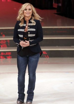 Anastacia - Appears a Guest on the 'Dancing with the Stars' in Rome