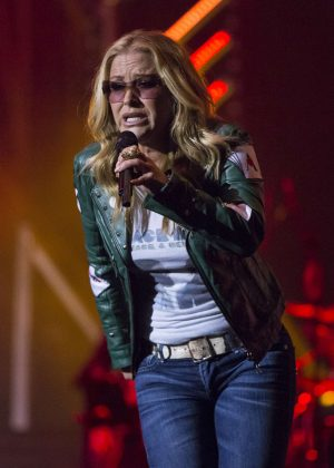 Anastacia - Performs at Manchester Apollo in Manchester
