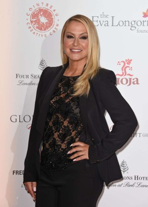Anastacia - The Global Gift Gala 2015 in London