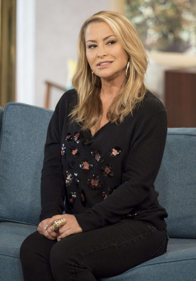 Anastacia - 'This Morning' TV Show in London