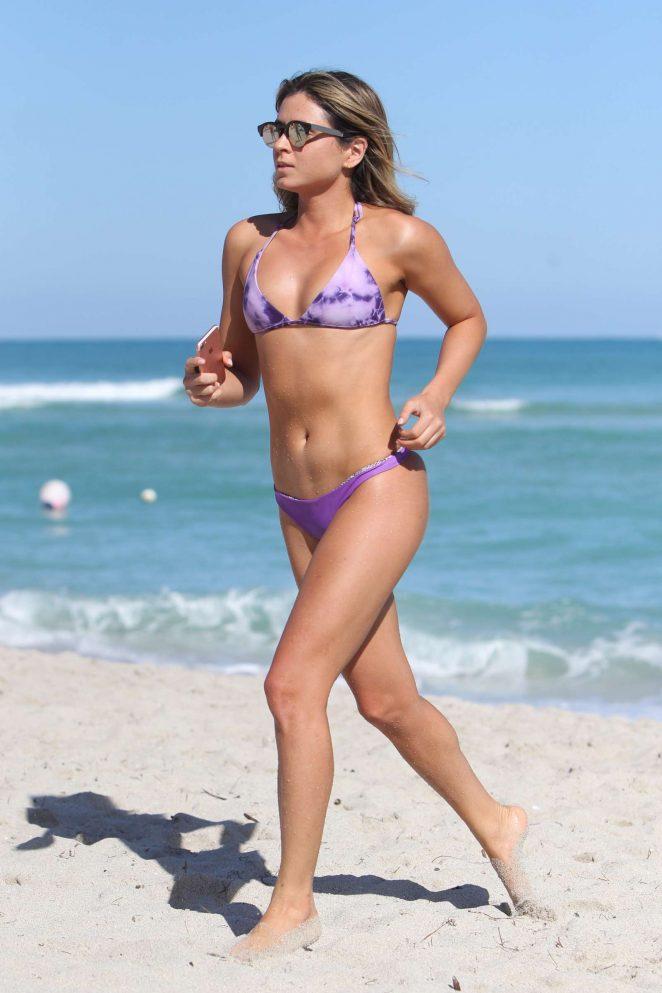 Anastasia Ashley 2017 : Anastasia Ashley in Purple Bikini 2017 -10