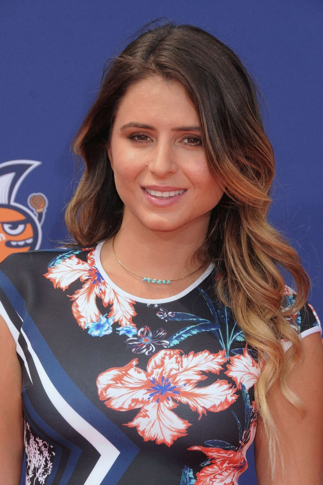 Anastasia Ashley - 2015 Nickelodeon's Kids' Choice Sports Awards in LA