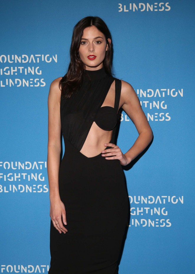 Anastasia - Foundation Fighting Blindness World Gala 2016 in New York
