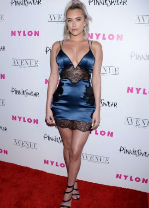 Anastasia Karanikolaou - 2018 NYLON Young Hollywood Party in Hollywood