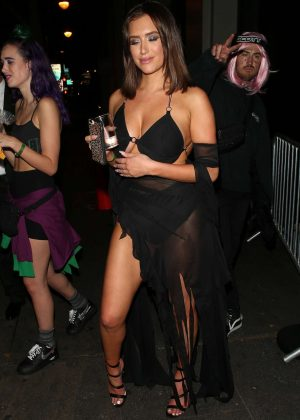 Anastasia Karanikolaou - Casamigos Halloween Party in Los Angeles