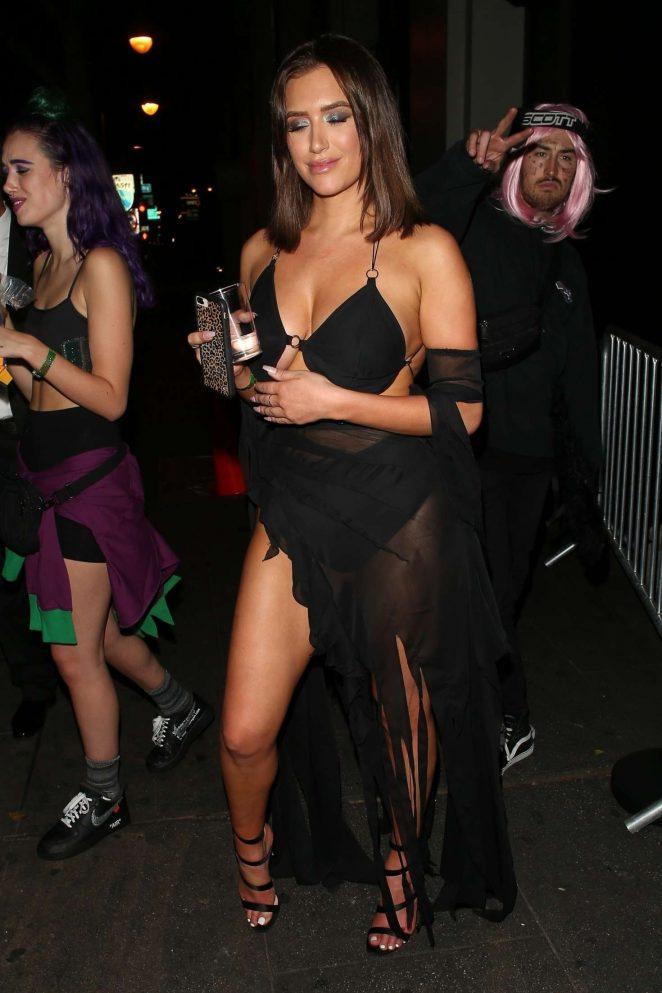 Anastasia Karanikolaou - Casamigos Halloween Party in Los Angeles
