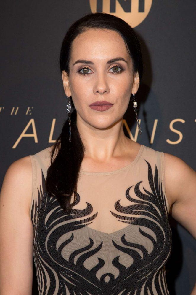 Anastasia Nicole - TNT's 'The Alienist' Premiere in Los Angeles