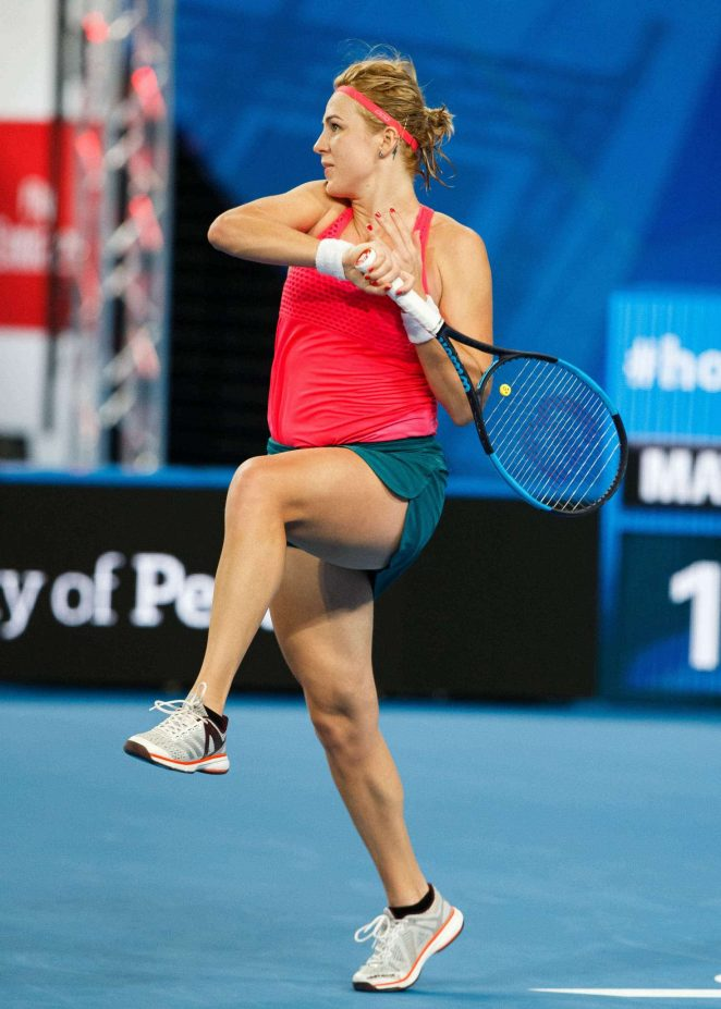 Anastasia Pavlyuchenkova - 2018 Hopman Cup mixed Teams Tennis Tournament in Perth