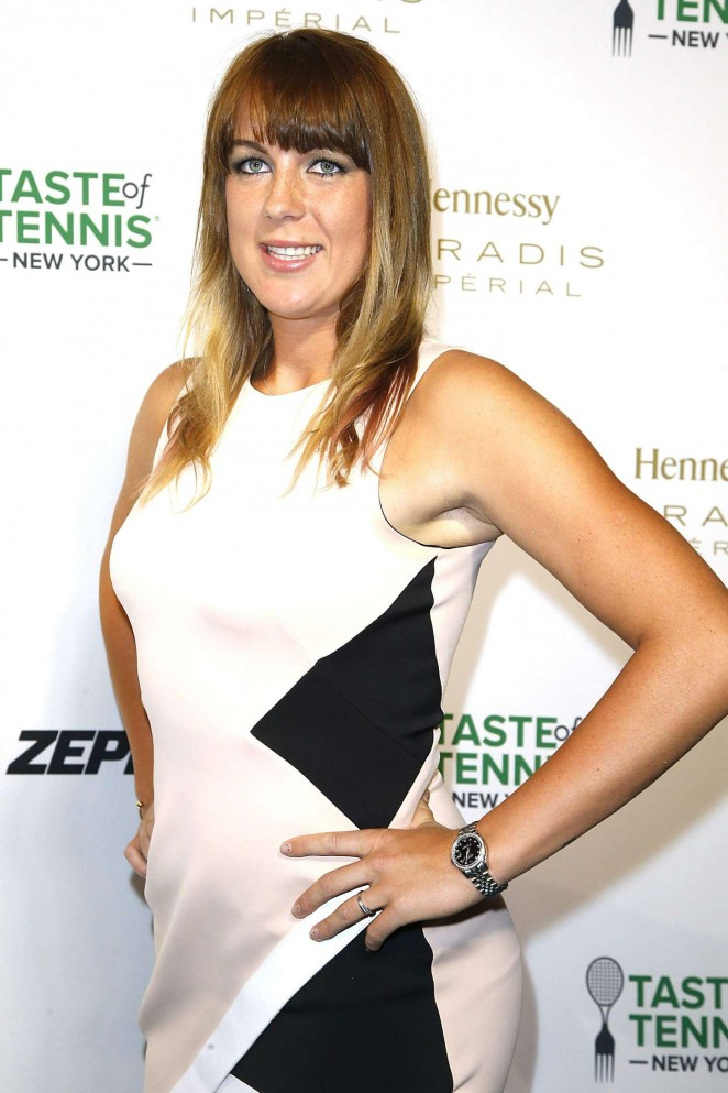 Anastasia Pavlyuchenkova - Taste of Tennis Gala in NYC
