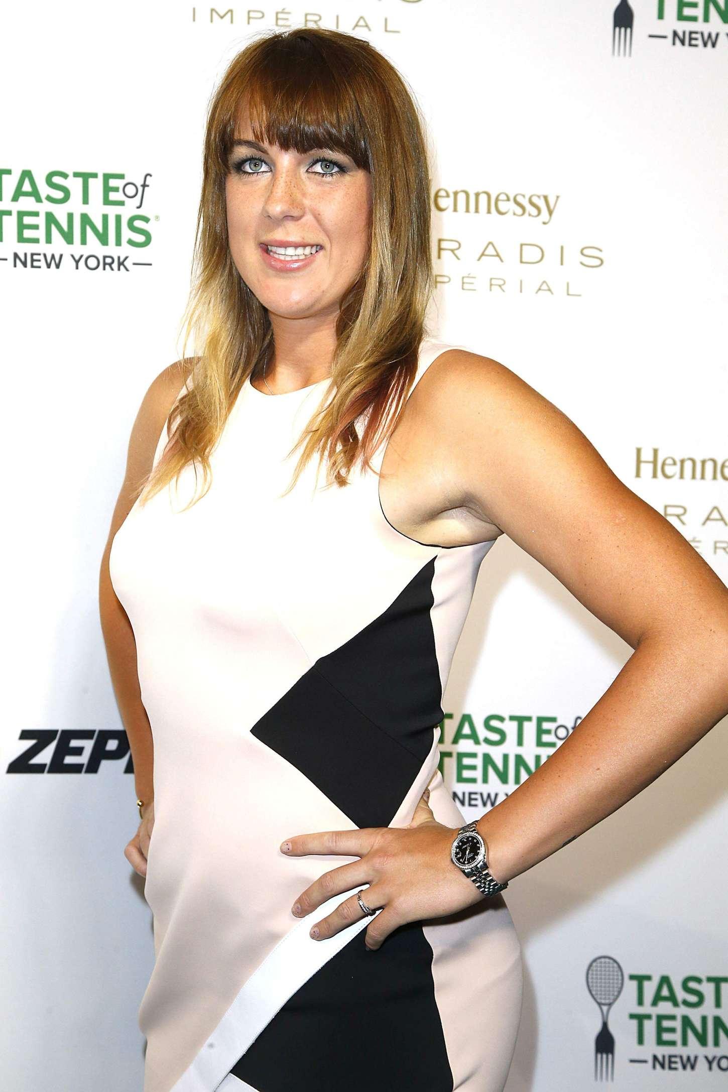 Anastasia Pavlyuchenkova - Taste of Tennis Gala in NYC