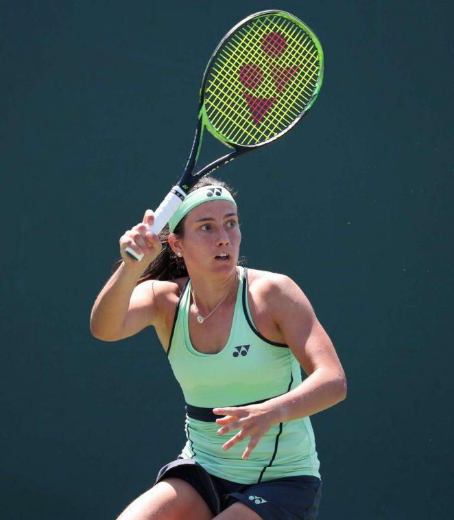 Anastasija Sevastova - 2018 Miami Open in Key Biscayne