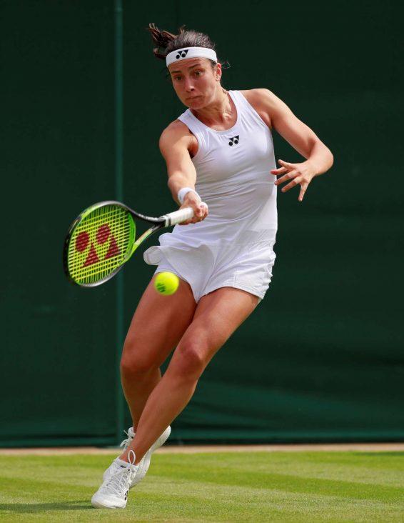 Anastasija Sevastova - 2019 Wimbledon Tennis Championships in London