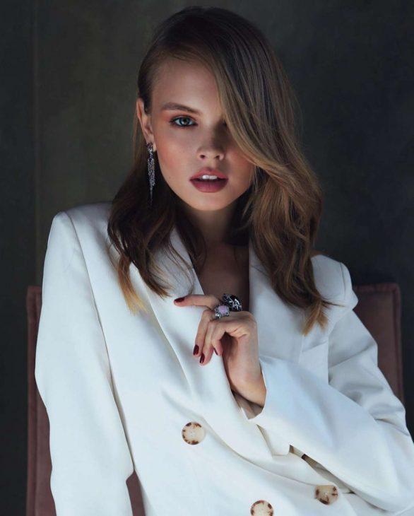 Anastasiya Scheglova by Kseniya Vetrova Shoot 2019