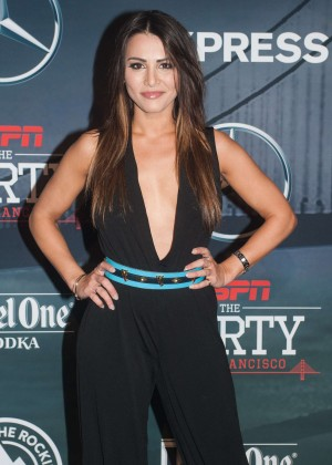 Andi Dorfman - 2016 ESPN The Party For Super Bowl in San Francisco