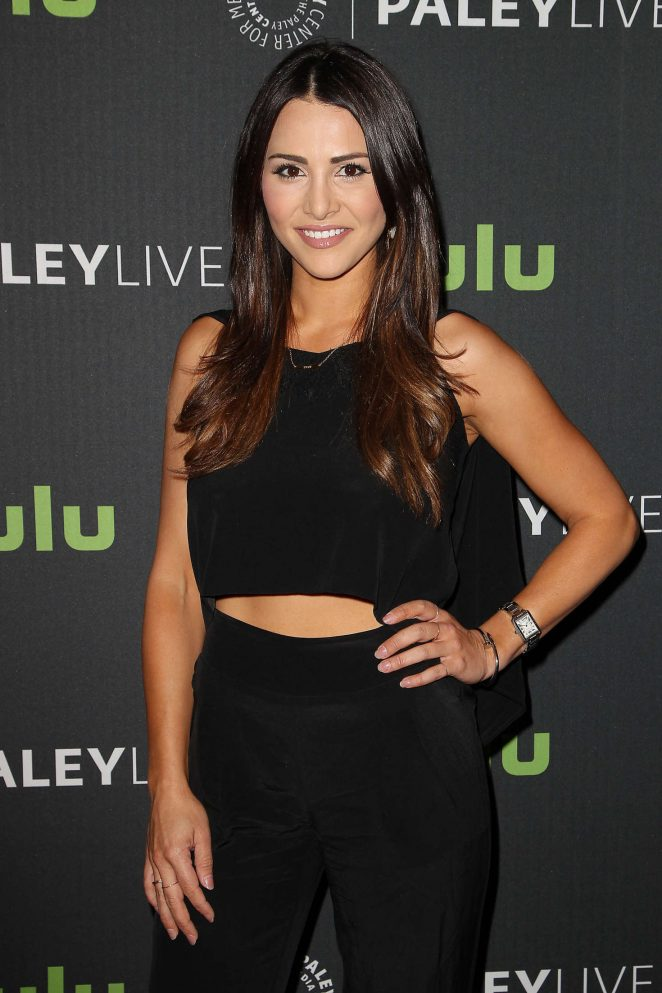 Andi Dorfman - An Evening with UnREAL at The Paley Center for Media in NY