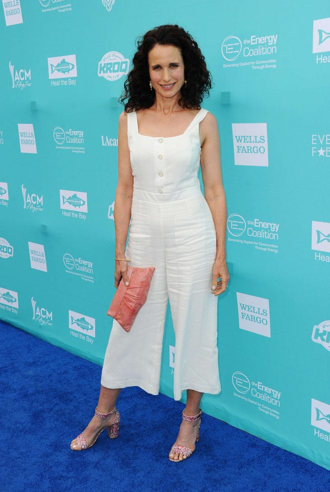 Andie MacDowell: Heal The Bay Event -02