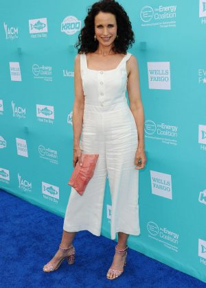 Andie MacDowell - Heal The Bay Event in Santa Monica