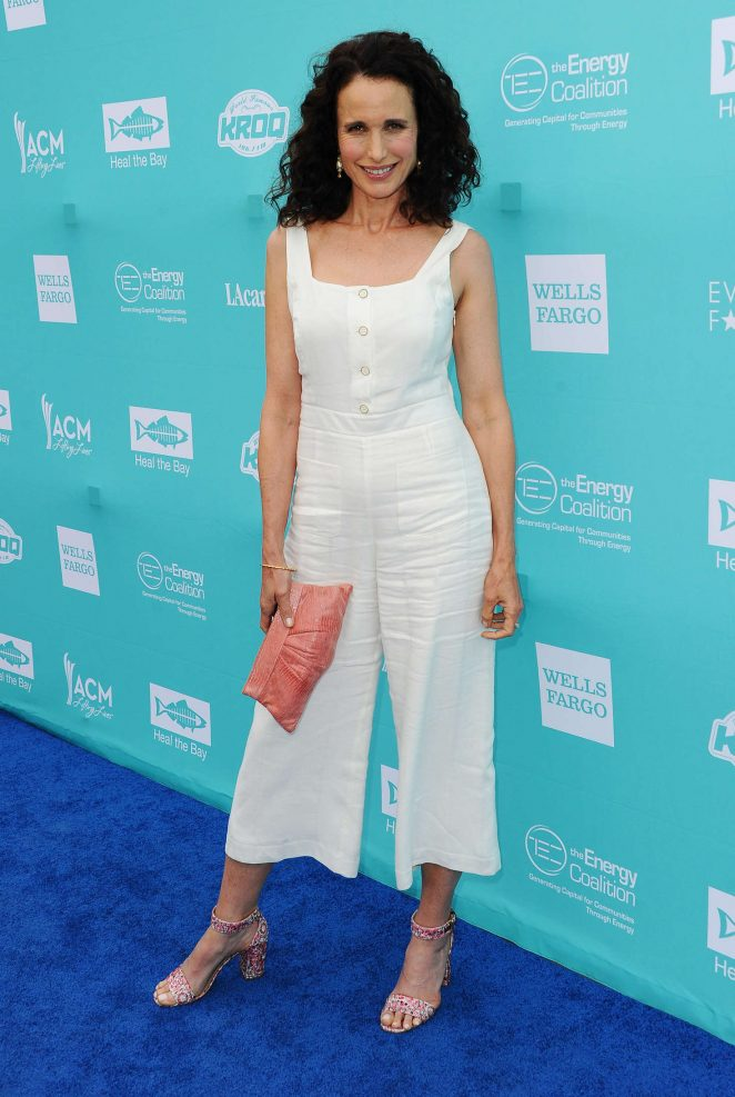 Andie MacDowell: Heal The Bay Event -03