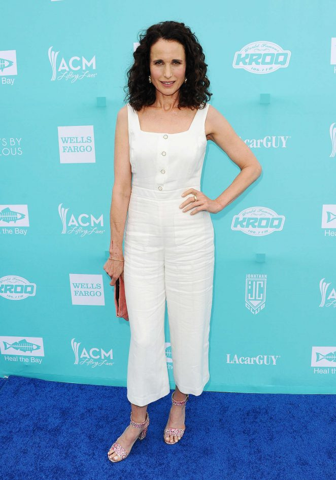 Andie MacDowell: Heal The Bay Event -06