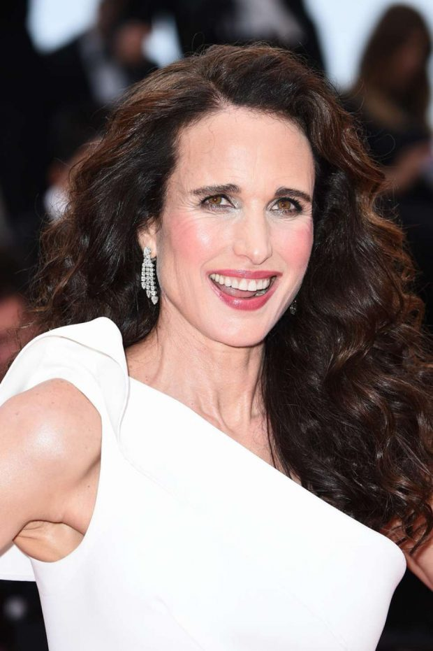 Andie MacDowell - 'The Best Years of  Life' Premiere at 2019 Cannes Film Festival
