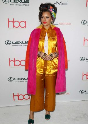 Andra Day - 3rd Annual Hollywood Beauty Awards in LA