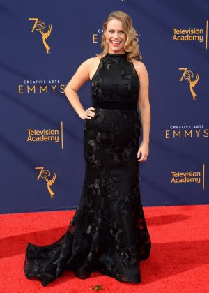 Andrea Barber - 2018 Primetime Creative Arts Emmy Awards in Los Angeles