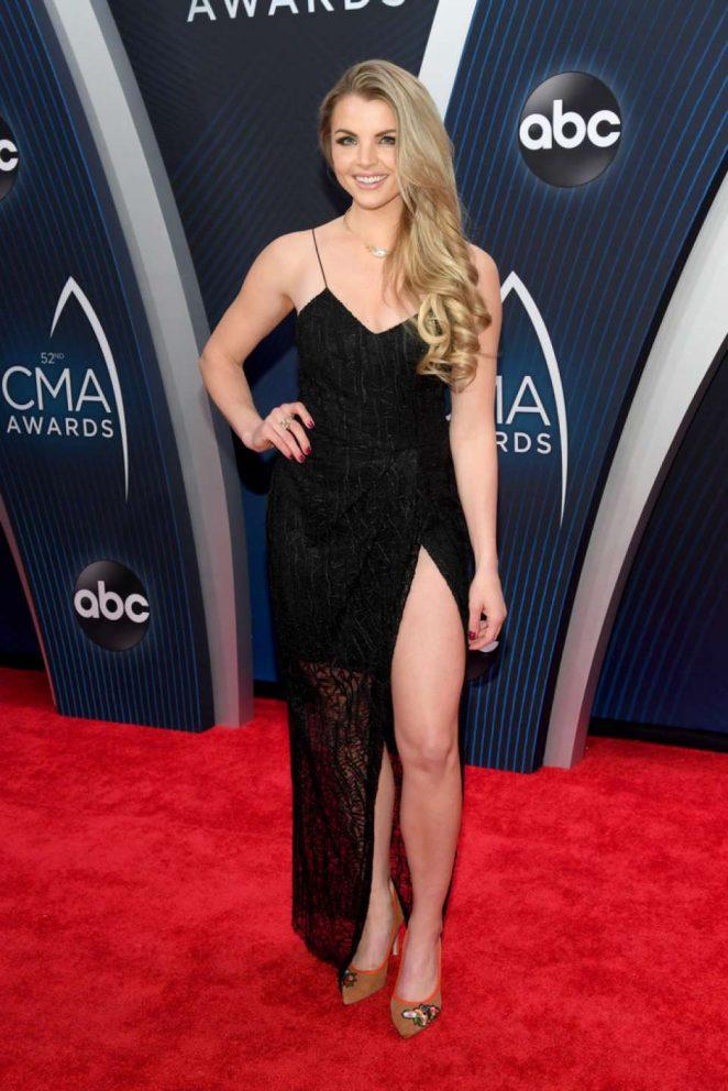 Andrea Boehlke - 2018 CMA Awards in Nashville