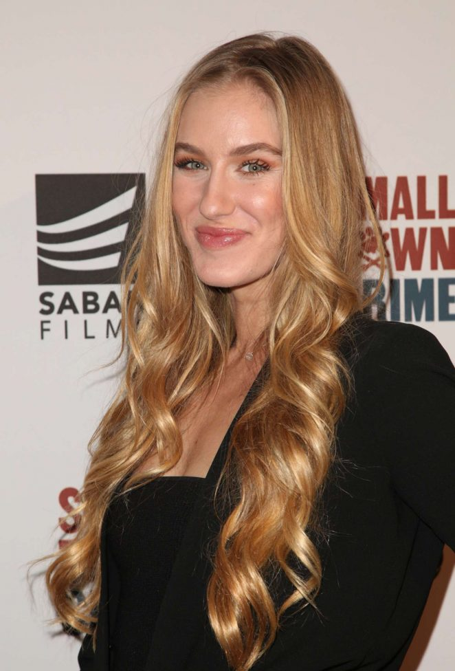 Andrea Bucko - 'Small Town Crime' Special Screening in LA