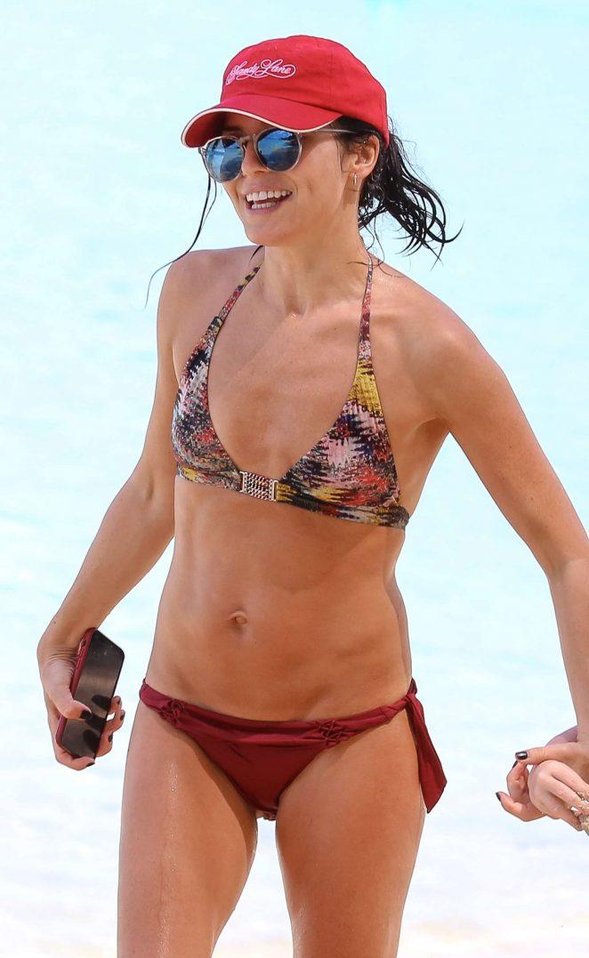 Andrea Corr – Bikini Candids in Barbados