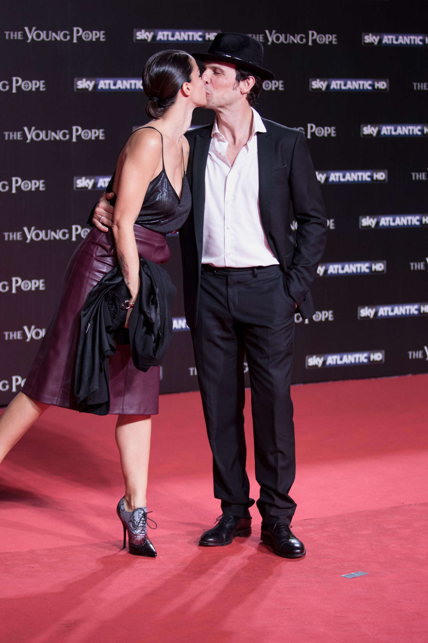 Andrea Delogu: The Young Pope Premiere