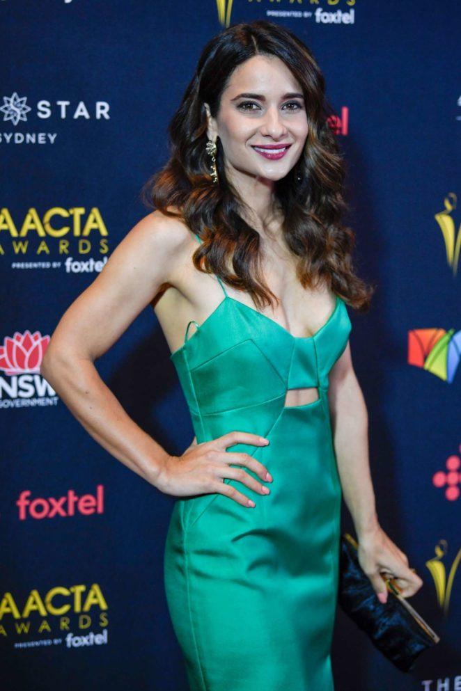 Andrea Demetriades - 2017 Australian Academy Cinema Television Arts Awards in Sydney