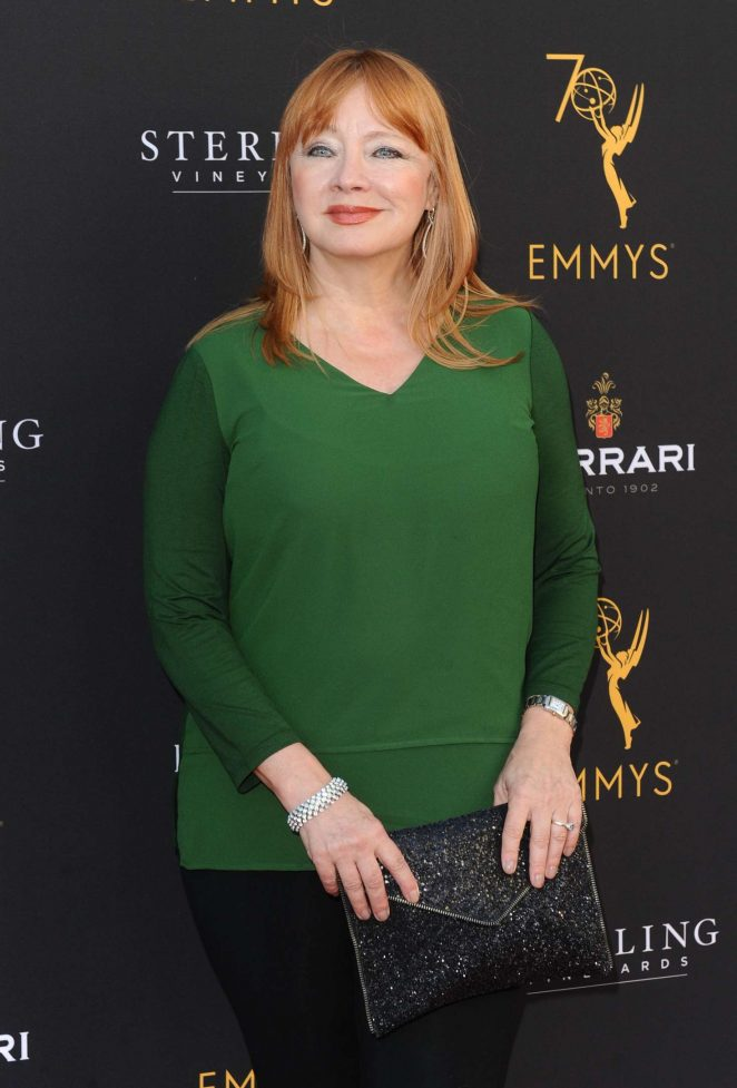 Andrea Evans - Television Academy Daytime Peer Group Emmy Celebration in LA