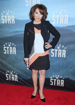 Andrea Martin - Opening Night of Bright Star in New York