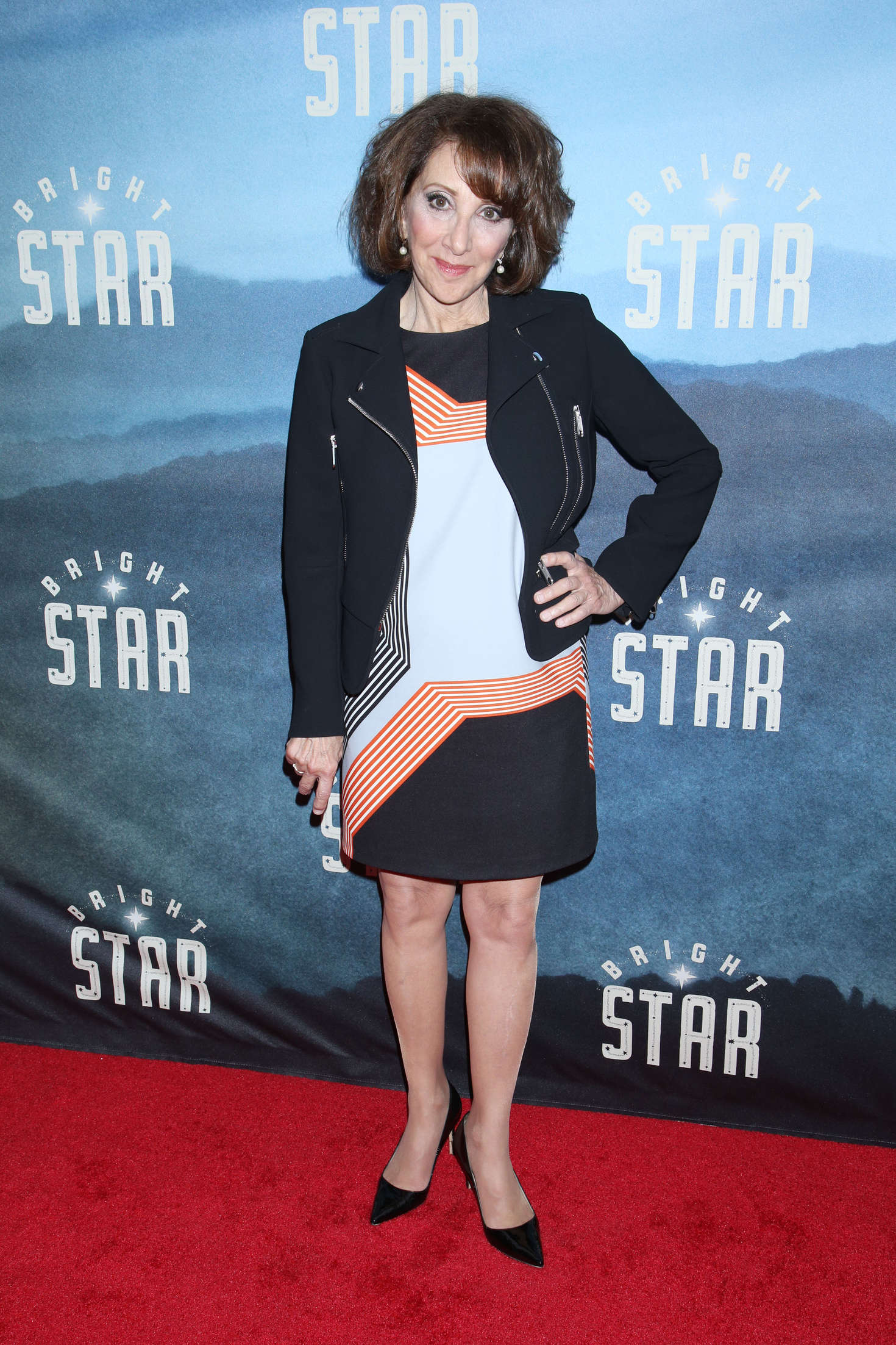 andrea martin   opening night of bright star in new york