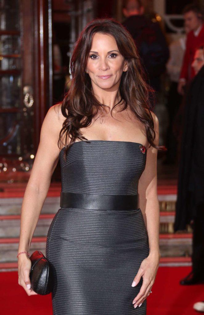 Andrea McLean - 2017 ITV Gala Ball in London