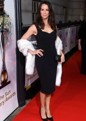 Andrea McLean - 2017 The Sun Military Awards in London